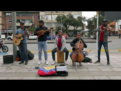 Focus - Venezuela : les musiciens de l'Orchestre symphonique forcés à l'exil