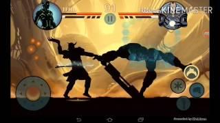 Shadow Fight 2 - 3 глава -Титан в затмении. Победа