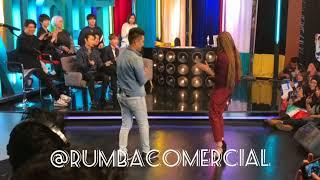 Video Super Junior Ft Leslie Grace - Lo Siento 슈퍼주니어 (TuNight, México) [RumbaComercial.Com] download MP3, 3GP, MP4, WEBM, AVI, FLV Juli 2018
