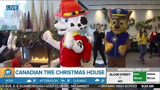 Nicole LIVE at The Canadian Tire Christmas House (4 of 5)