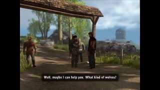 Arcania Fall of Setarrif (GeForce 210 + E6550) PC Gameplay HD