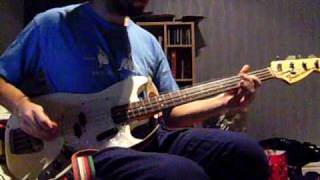 Tool - Parabola bass cover