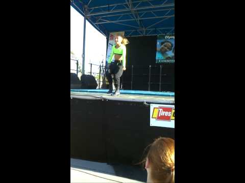 Kennedy Griffin / Make It Last Forever Hip Hop Solo