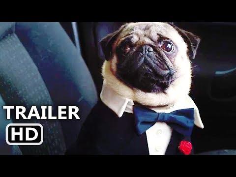 PATRICK   2018 Ed Skrein, Comedy, Dog Movie HD