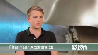 Daniel Galvin Hairdressing Apprenticeship