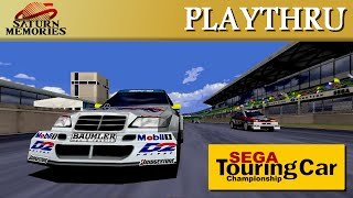 Sega Touring Car Championship [Model 2] [Arcade] by SEGA (2