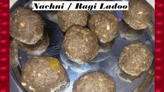 Nachni che Ladoo / Ragi flour Ladoo | Diwali Special | Shubhangi keer | शुभ दीपावली