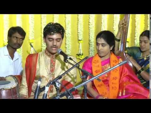 Chudaramma Satulala [చూడరే సతులాల) Annamayya Keerthanalu by Rohan Gudapati