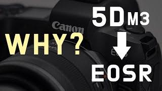 오막삼(5Dmark3)에서 EOSR로 넘어간 이유!! …