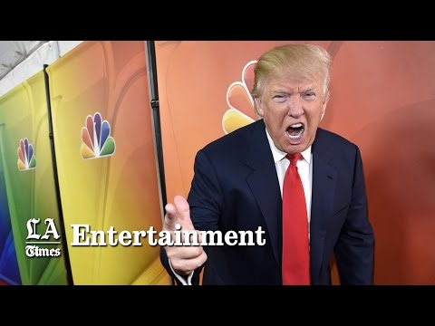 NBC dumps Donald Trump for derogatory immigration remarks