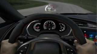 MORE INFO: http://www.worldcarfans.com/113011452551/2014-corvette-s...