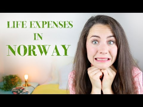 NORWAY life EXPENSESES as a student | Mon Amie