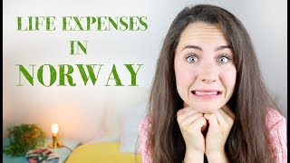 Is living in NORWAY EXPENSIVE ?! | Mon Amie