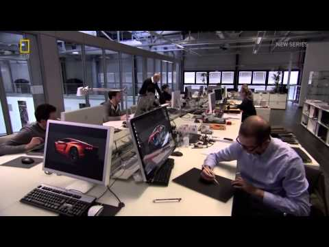 Lamborghini Aventador Design to Supercar