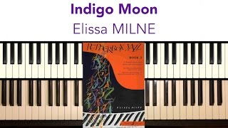 MILNE Indigo Moon, from Pepperbox Jazz, Bk.2