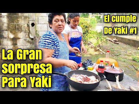 Yaki No se Imagina Esto | Doña Elvia Es La mejor Cocinera