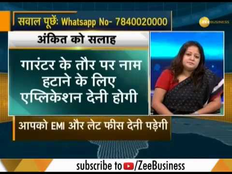 Money Guru: Before You Sign As A Guarantor For A Loan, Watch This!