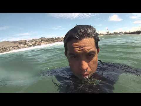 Pismo Beach - wet version   2013