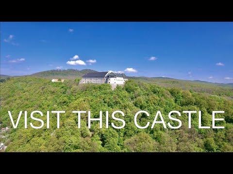 Slovakia? One Day Trip to Castle Červený kameň