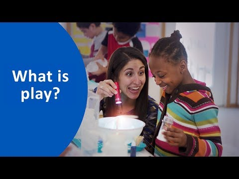 How to get into Play-Based Learning: Part 1 - What is Play?