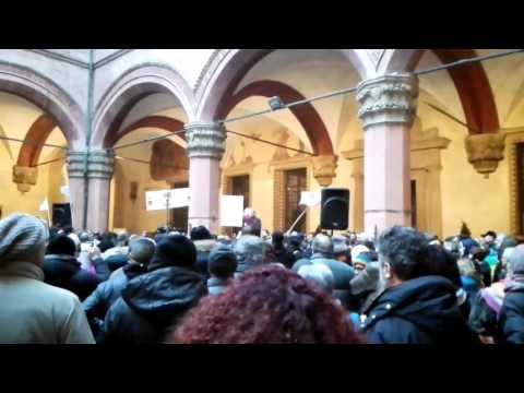 Video della Marcia della Pace a Bologna del 1 gennaio 2016