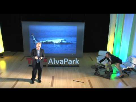 TEDxAlvaPark - Jeff Zaslow - Finding Empowerment in Life Transitions