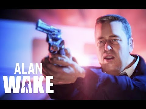 Alan Wake ● Беготня от полиции ● ХОРРОР ИГРА прохождение на русском #6