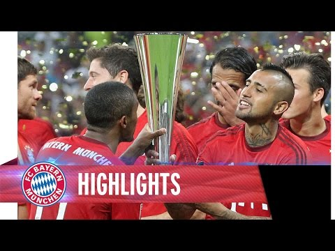 Audi Cup 2015 Highlights