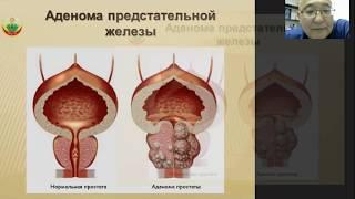 Лечение хронического простатита и аденомы предстательной железы