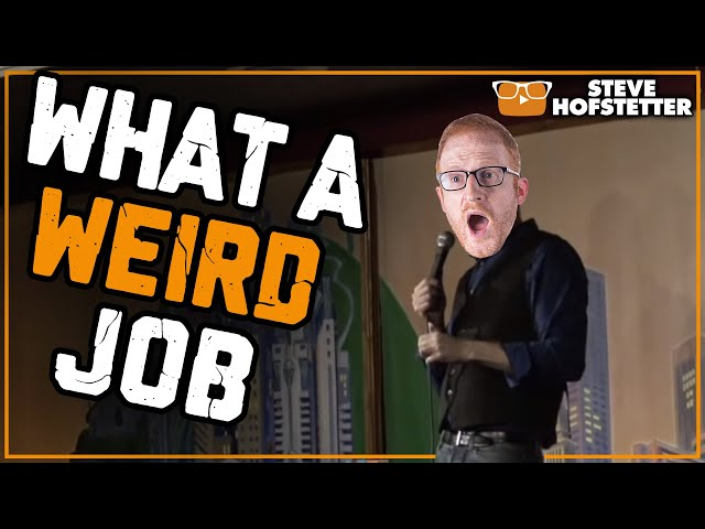 comedian-discovers-surprise-in-the-crowd-steve-hofstetter
