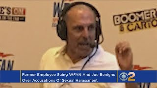 WFAN, Joe Benigno Face Ex-Sales Exec's $5 Million Lawsuit Over Sexual Harassment