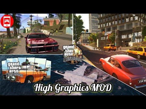 Install |GTA San Andreas| 2018 Ultra Realistic Graphics MOD Like GTA 5