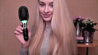 Braun Satin Hair 7 Brush Review | Chanelette