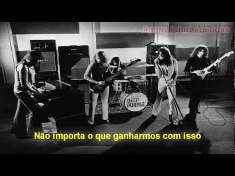 Deep Purple - Smoke On The Water - Legendado