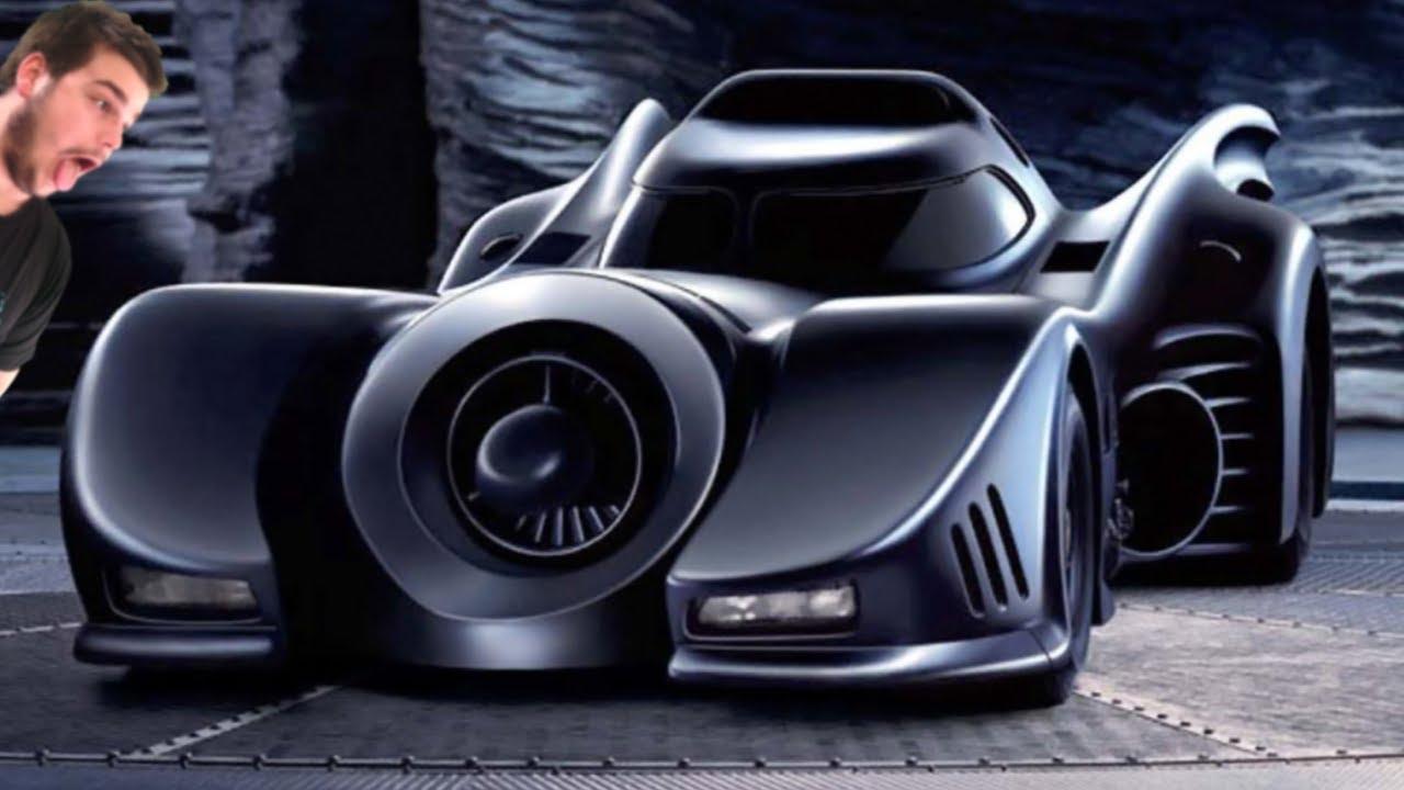 La voiture de batman dans clermont youtube - Image de batman et robin ...