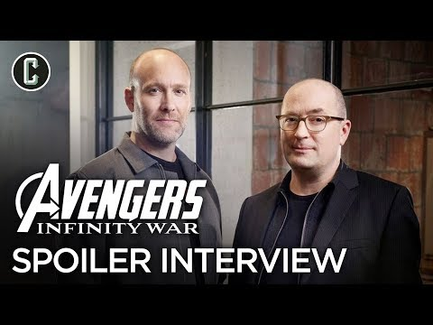 Infinity War Spoilers: Screenwriters Go In-Depth on Making of Film