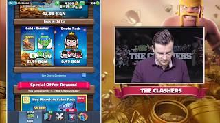 Clash Royale - АЛЧЕН Update - МАКС Ice Spirit