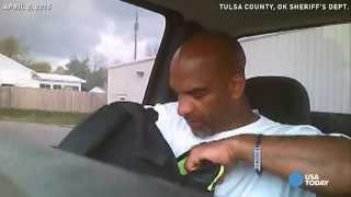 See what happened before deputy fired gun instead of Taser