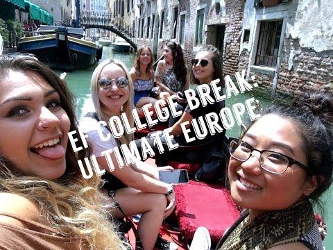 EF COLLEGE BREAK, ULTIMATE EUROPE | CHELSWORLDTOUR