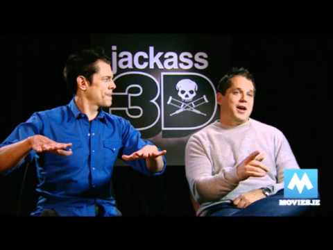 The Art Of Jackass - Johnny Knoxville & Jeff Tremaine talk JACKASS 3D
