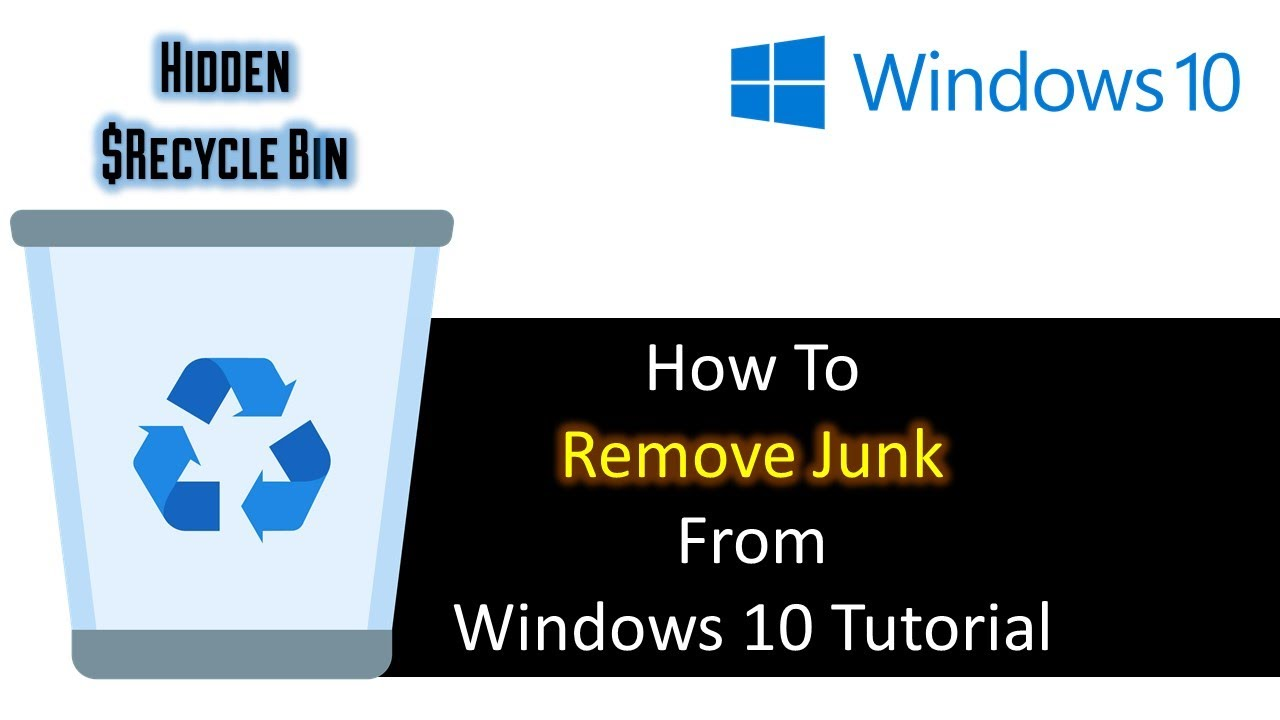 how to delete junk files in windows 8