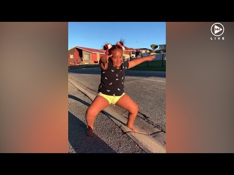 Lori - Little Girl Dances Her Way Into Everyone's Hearts
