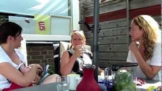 Op bezoek bij Miss Natural Krista en Patricia in Gouda