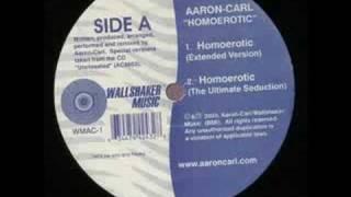 Aaron-Carl - Homoerotic