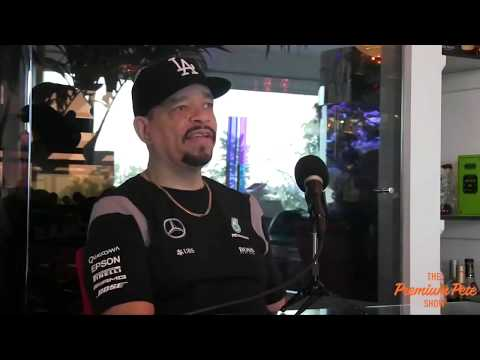 Louie Cruz - WATCH: Ice-T Talks About Eminem And Fans Disrespecting Eminem
