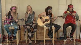 Steel Panther performs Community Property (Acoustic)