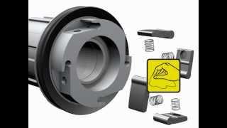 ITS-4 free wheel system maintenance (Crossmax)