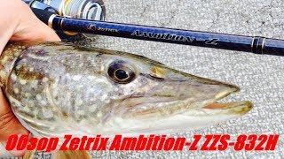 Обзор Zetrix Ambition-Z ZZS-832H