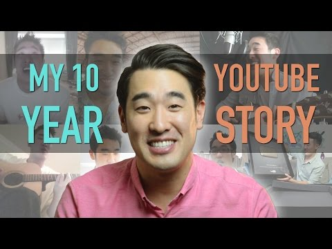 My 10 Year YouTube Story | Daniel Kim