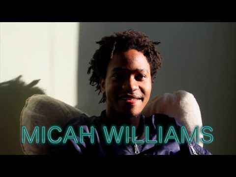 Micah Willams Nude Session for the UMD Writers Bloc